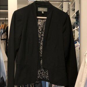Daniel Rainn XS cropped black blazer